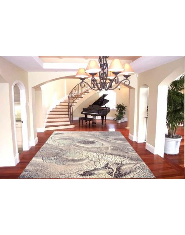 Przepiękna kombinacja i kolorystyka dywanu.