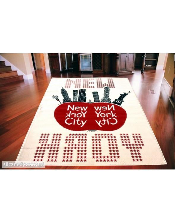 Nowoczesny dywan do każdego modnego pomieszczenia.
