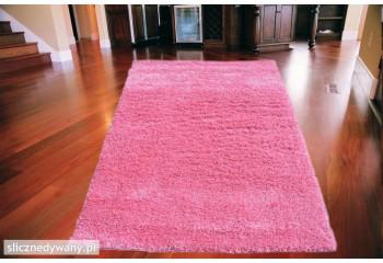 Dywan Różowy Pink