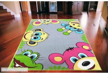 Dywan dla dzieci TIG Grafitowy FUNKY