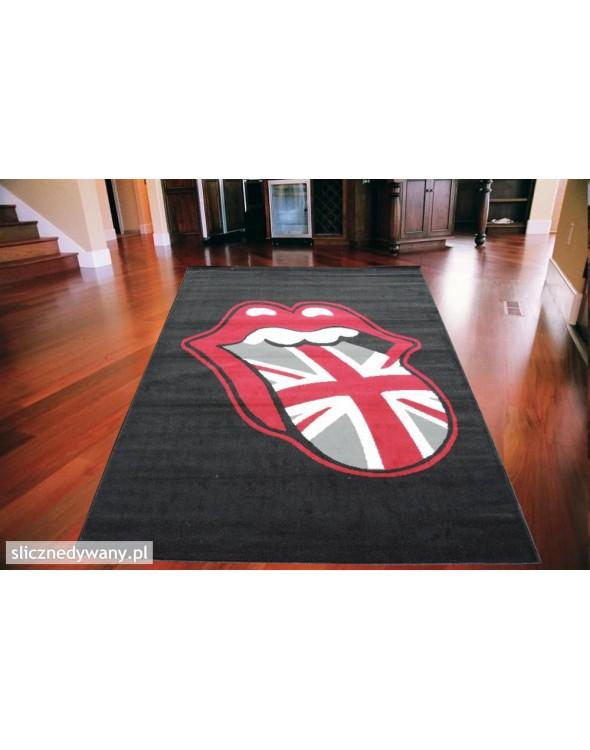 Super nowoczesny dywan do pokoju młodzieżowego.
