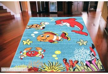 Dywan dla dzieci Rybki MONDO KIDS