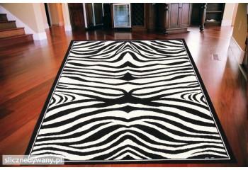 Dywan nowoczesny Zebra...