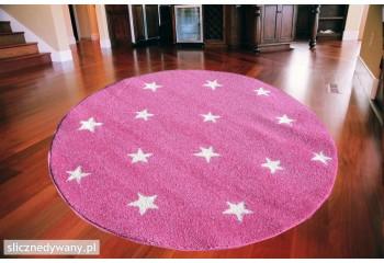 Dywan dla dzieci Starf Róż...