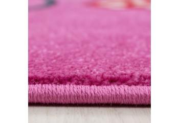 Idealny dywan do pokoju dziecięcego.
