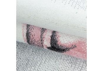 Pastelowa kolorystyka doskonale pasuje do każdego nowoczesnego wnętrza.