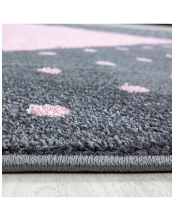 Dywany z kolekcji Bambino wyjątkowo prezentują się w każdym wnętrzu.