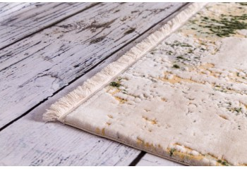 Nieblaknące kolory, wysoka jakość, grubo i gęsto tkany dywan akrylowy