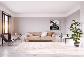 Świetny dywan do salonu oraz sypialni.