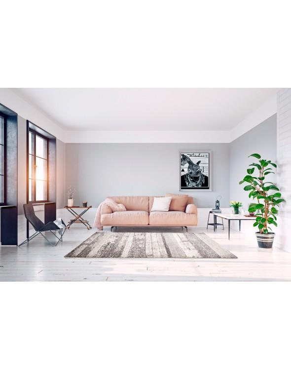 Świetny nowoczesny dywan do salonu.