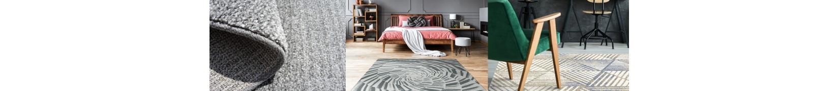 Modne dywany do salonu Agnella Avanti. Popiele, Beże i inne
