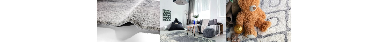 Przepiękne dywany do sypialni i salonu Shaggy YOKI Agnella