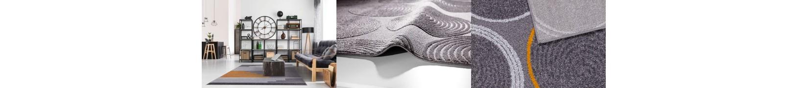 Najmodniejsze dywany do salonu z fabryki Agnella. Dywany METEO