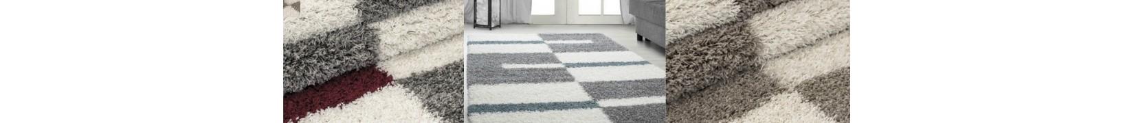 Przepiękne dywany Shaggy do salonu i sypialni. Kolekcja TWIX