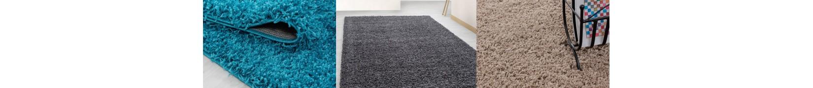 Dywany Shaggy kudłacze - najlepsze do salonu lub sypialni