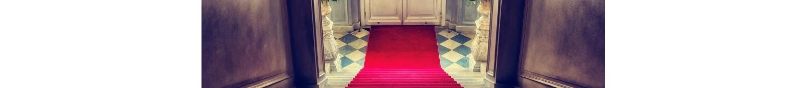 Chodniki dywanowe do przedpokoju. Nowoczesne, cięte z metra - sklep Śliczne Dywany