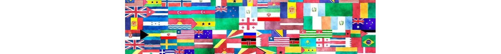 Kolekcja dywany młodzieżowe i dla dzieci z motywem Flagi. ŚliczneDywany.pl - najdłużej działający sklep online w Polsce! Dywany Toruń