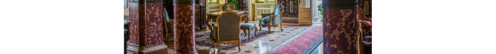 Dywany klasyczne do salonu: wełniane, syntetyczne - sklep Śliczne Dywany