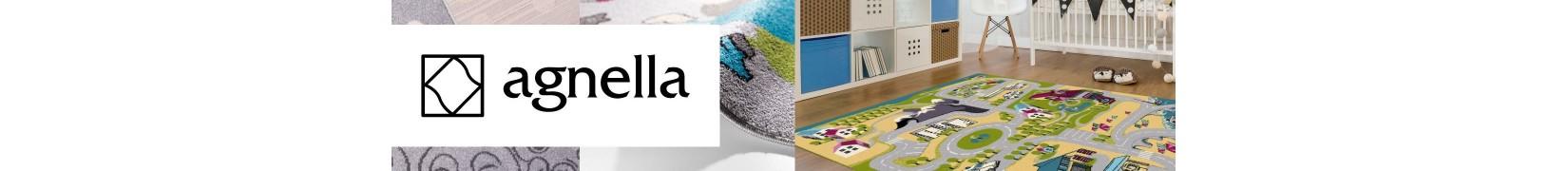 Kolekcja dywany dziecięce Agnella FUNKY. Piękne kolory, super wzory!
