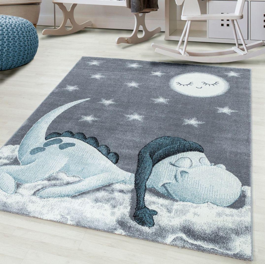 Dywan dla dzieci śpiący smoczek